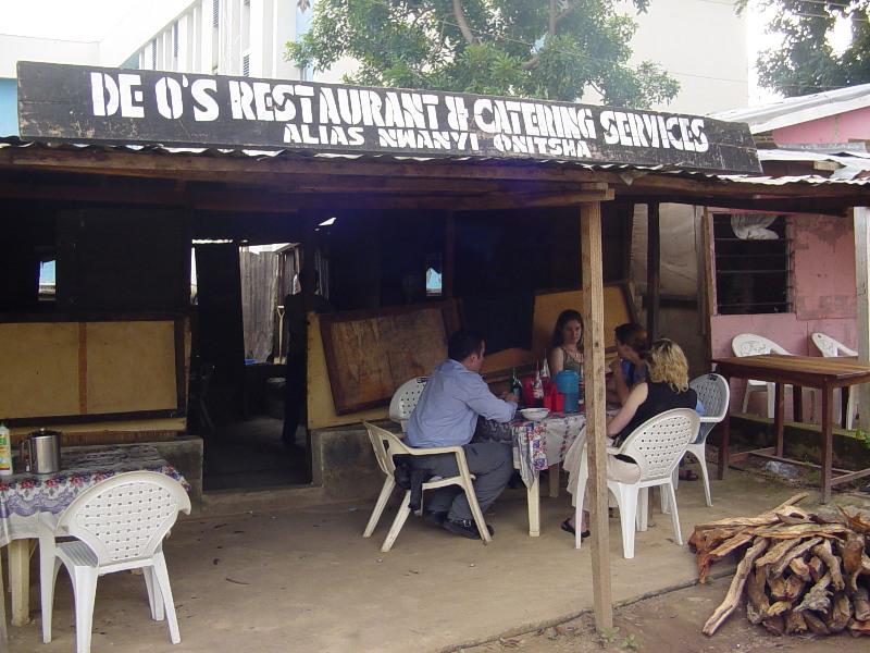 Caboose 187 Nigerian Glossary