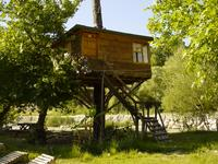 Our treehouse at Saklıkent