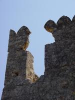Battlements at Simena