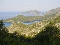 View down over Ölu Deniz