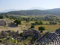 View over Patara